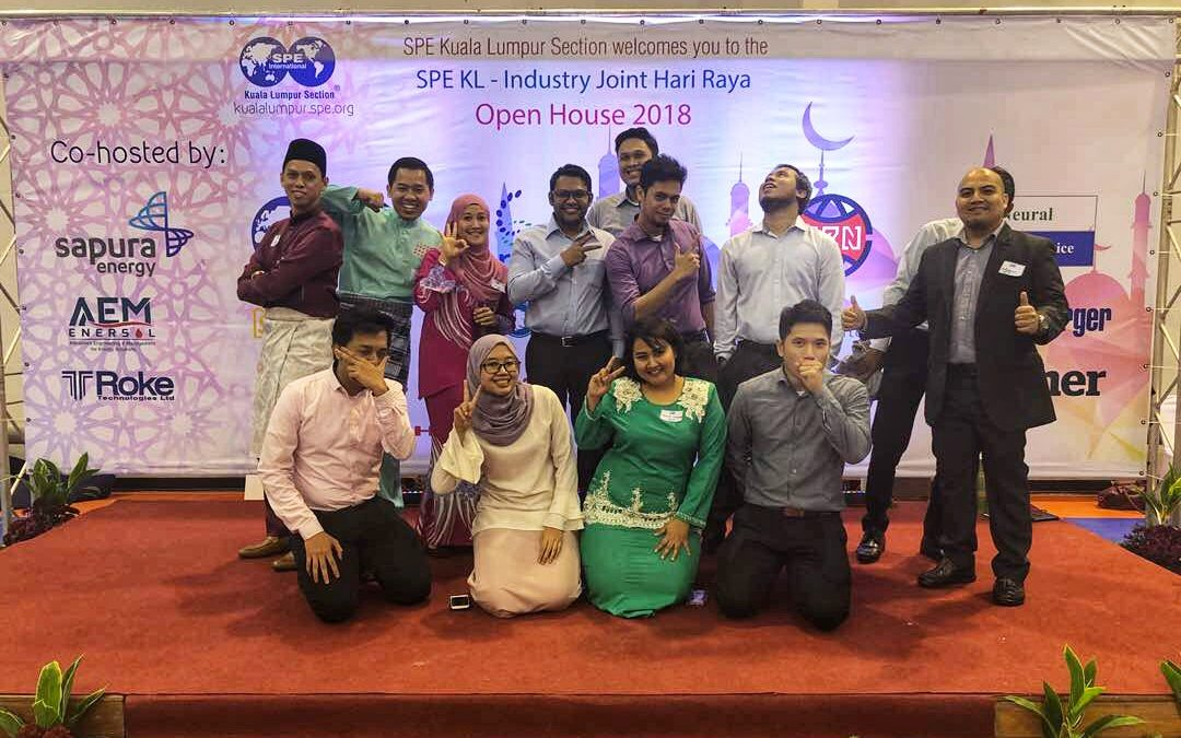 SPE KL-Industry Joint Hari Raya Open House 2018